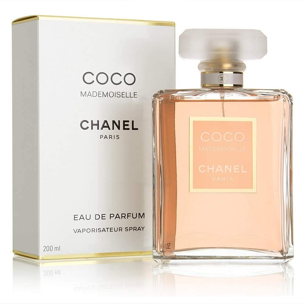 Perfume Coco Mademoiselle EDP De Chanel Para Mujer 200 ml