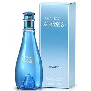 Perfume Cool Water De Davidoff Para Mujer 100 ml