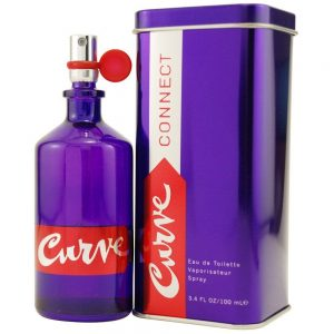 Perfume Curve Connect De Liz Claiborne Para Mujer 100 ml