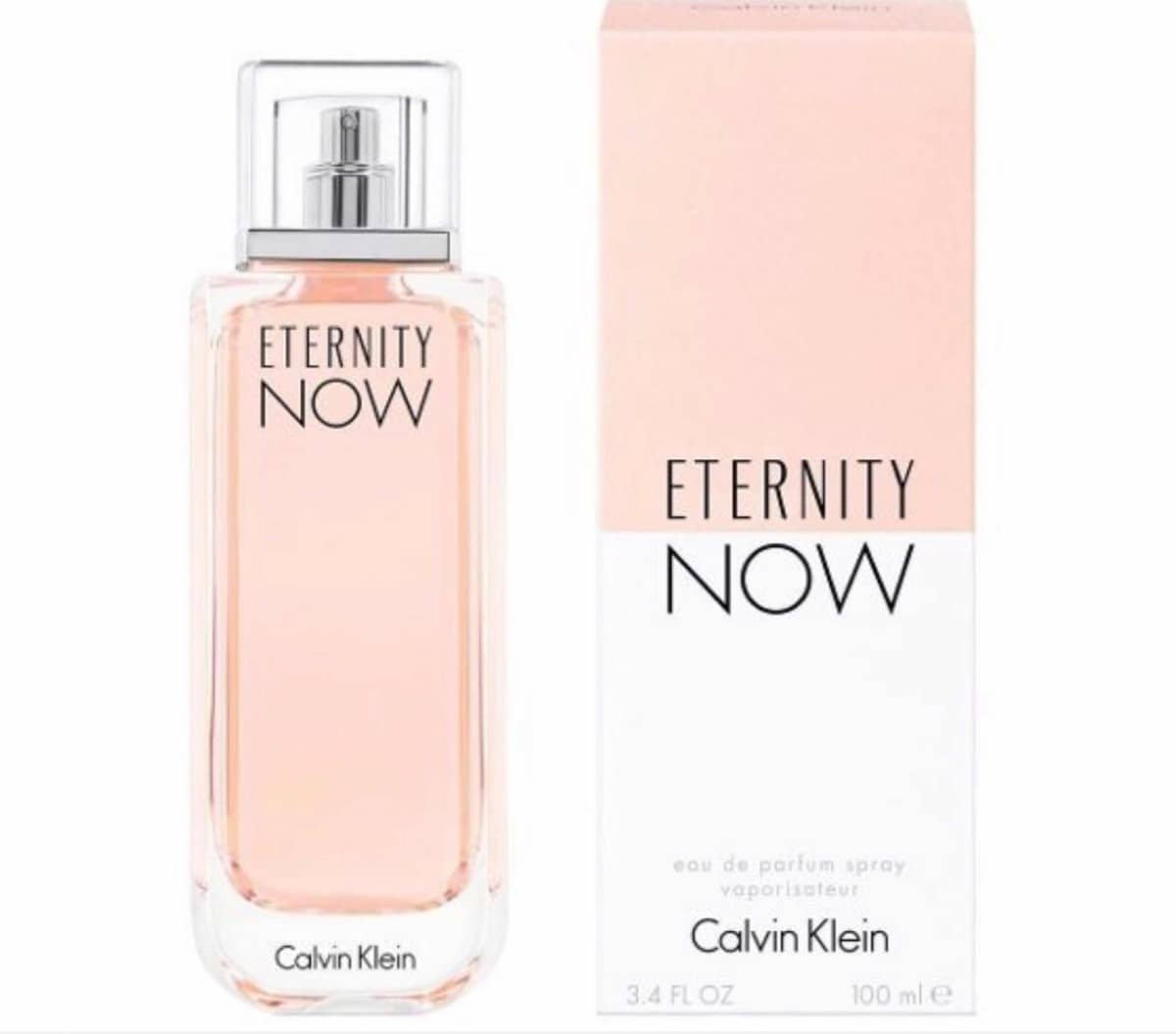 Perfume Eternity Now De Calvin Klein Para Mujer 100 ml