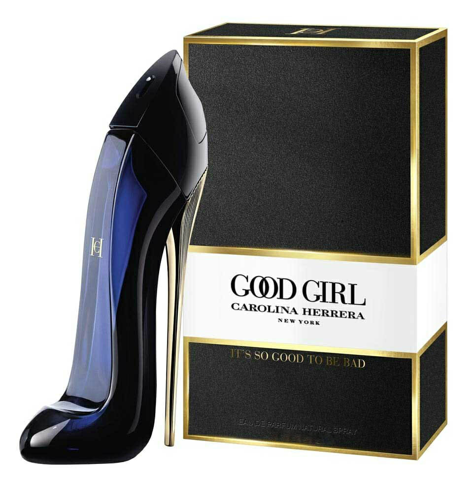 Perfume Good Girl New De Carolina Herrera Para Mujer 80 ml