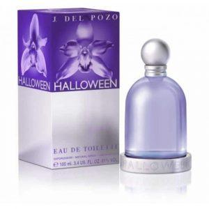 Perfume Halloween De Jesus Del Pozo Para Mujer 100 ml