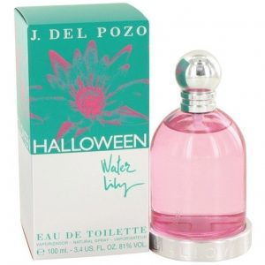 Perfume Halloween Water Lily De Jesus Del Pozo Para Mujer 100 ml
