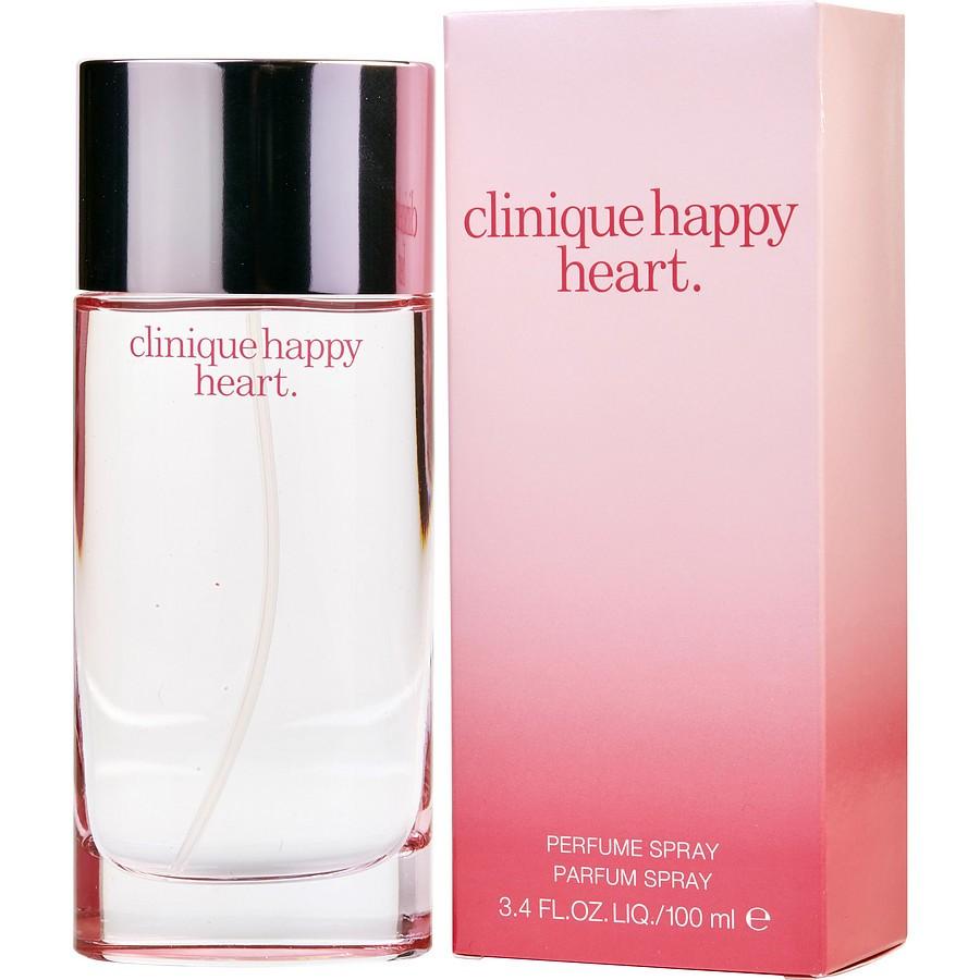 Perfume Happy Heart De Clinique Para Mujer 100 ml