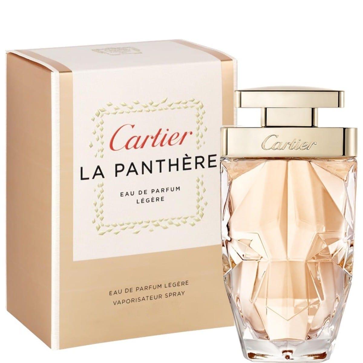 Perfume La Panthere Legere De Cartier Para Mujer 75 ml