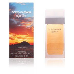 Perfume Light Blue Sunset In Salina De Dolce & Gabbana Para Mujer 100 ml