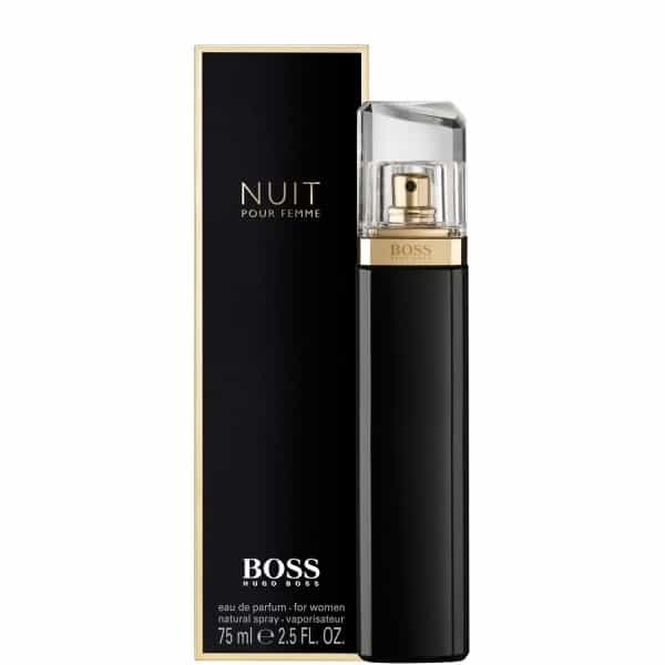 Perfume Nuit Pour Femme De Hugo Boss Para Mujer 75 ml