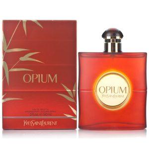 Perfume Opium De Yves Saint Laurent Para Mujer 90 ml