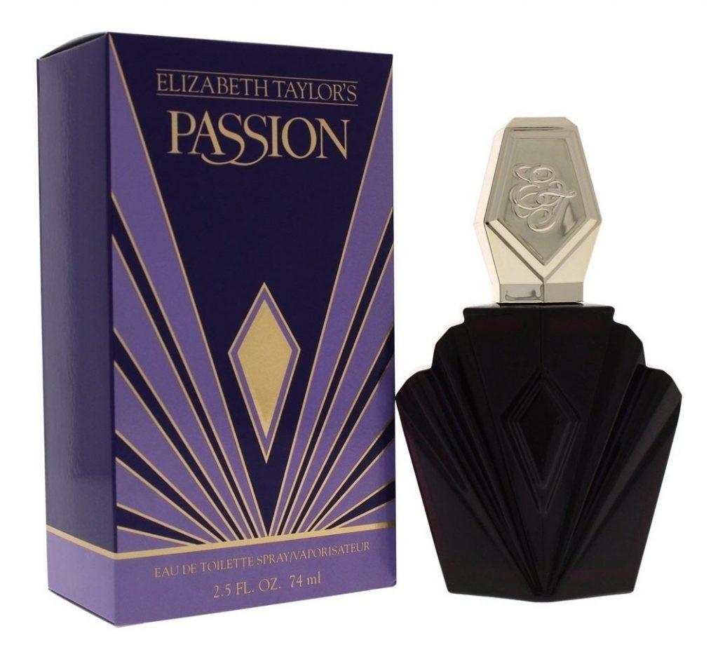 Perfume Passion De Elizabeth Taylor Para Mujer 74 ml