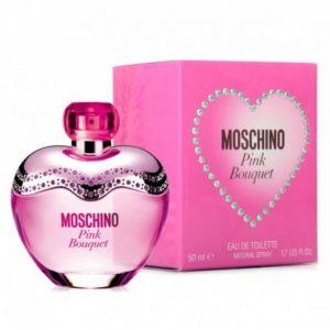 Perfume Pink Bouquet De Moschino Para Mujer 100 ml