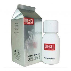 Perfume Plus Plus De Diesel Para Mujer 75 ml
