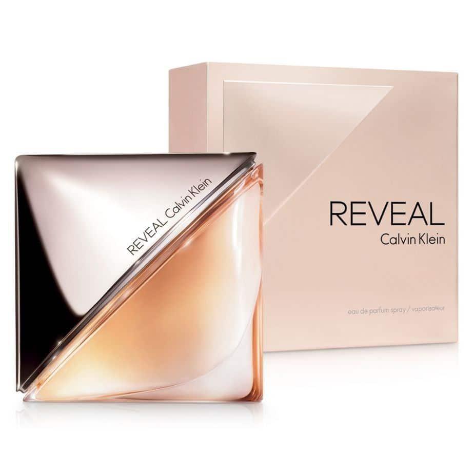 Perfume Reveal De Calvin Klein Para Mujer 100 ml