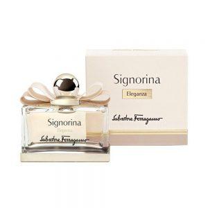 Perfume Signorina Eleganza De Salvatore Ferragamo Para Mujer 100 ml