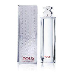Perfume Silver De Tous Para Mujer 90 ml