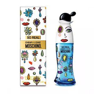 Perfume So Real Cheap De Moschino Para Mujer 100 ml