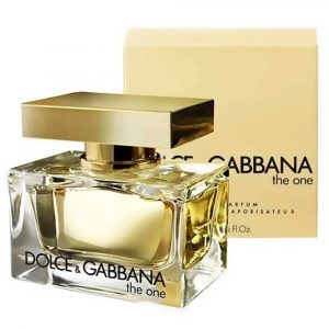 Perfume The One De Dolce & Gabbana Para Mujer 75 ml