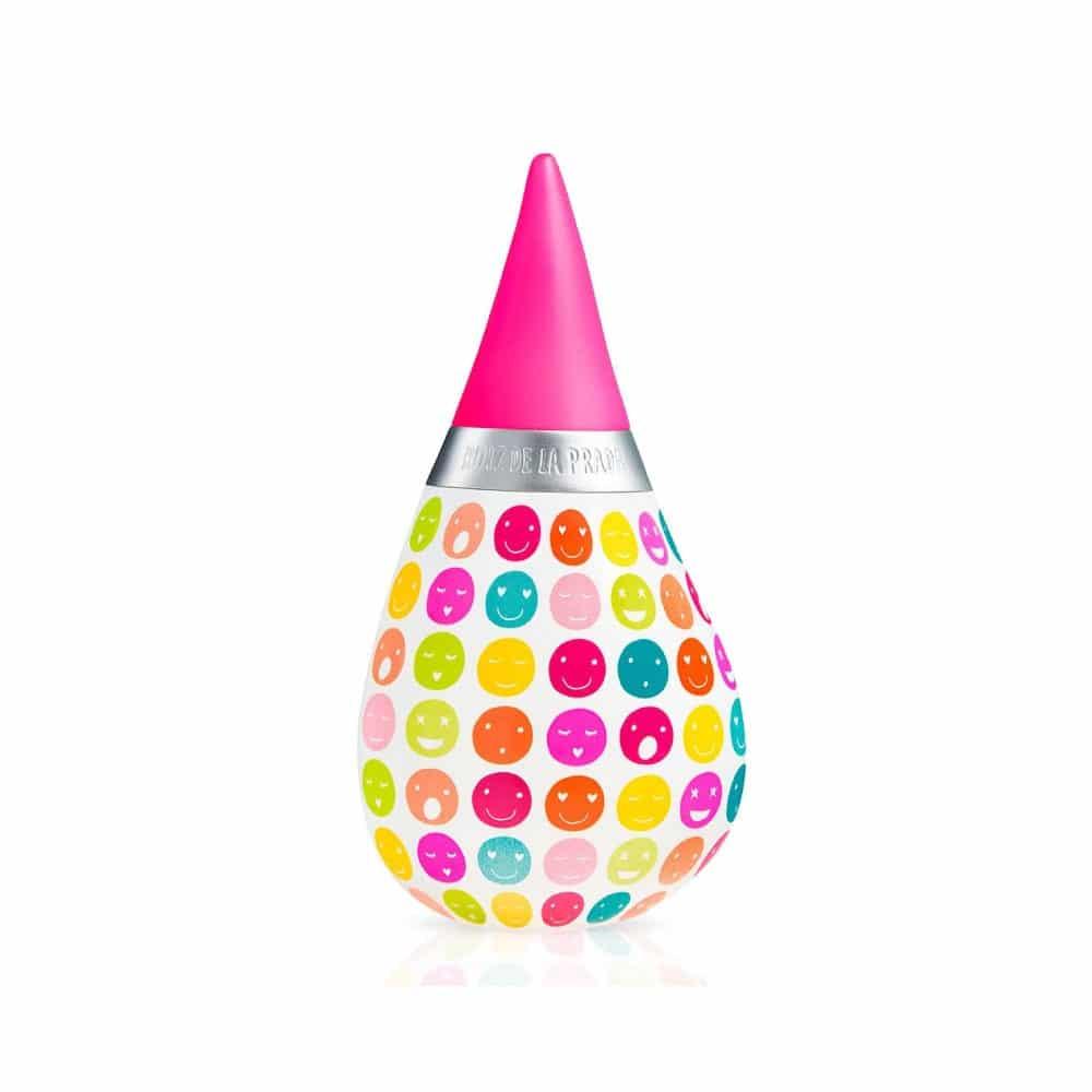 Perfume Gotas de Color Happy Smile de Agatha Ruiz 100 ml