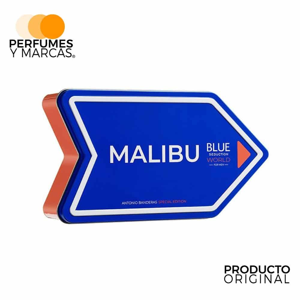 Perfume Blue Seduction Malibu Antonio Banderas 100 ml