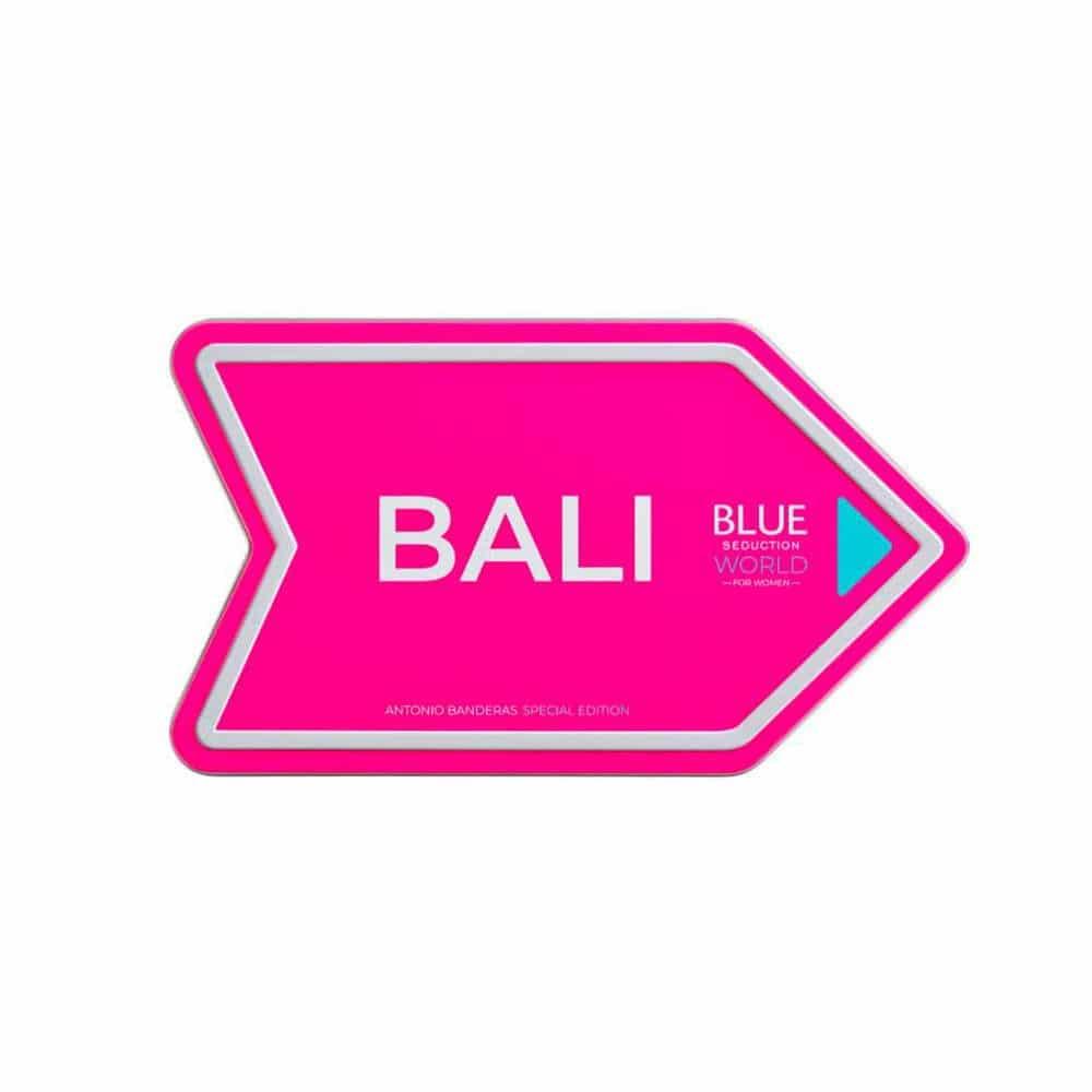 Perfume Blue Seduction Bali Antonio Banderas 80ml