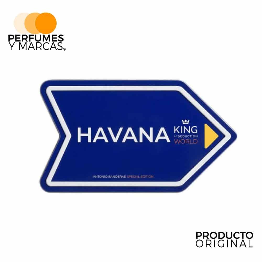 Perfume King Seduction Havana Antonio Banderas 100 ml