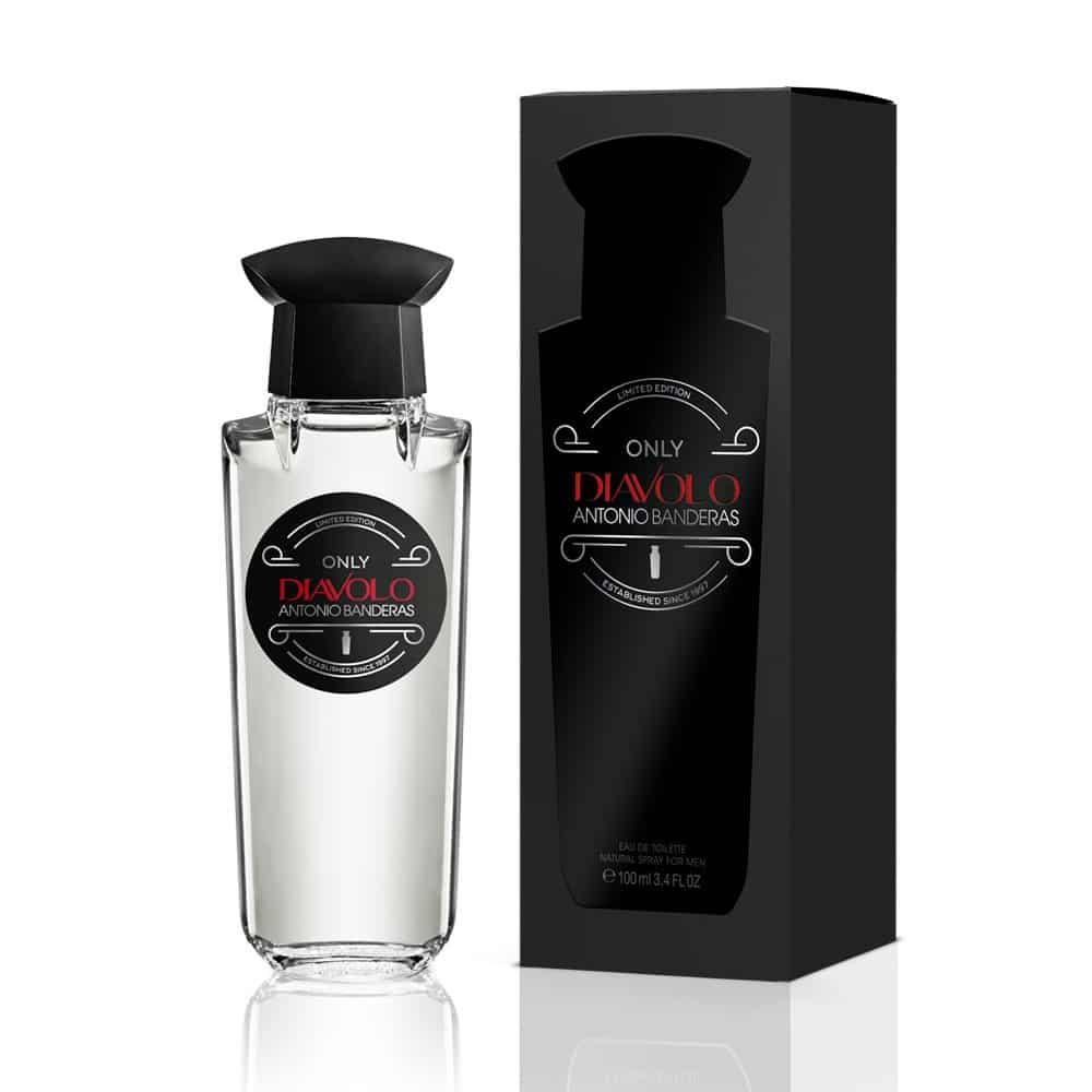 Perfume Only Diavolo de Antonio Banderas 100 ml