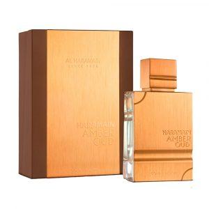 Perfume Al Haramain Amber Oud Gold