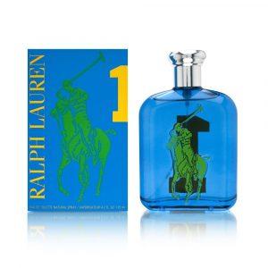 Perfume Big Pony 1 Blue De Ralph Lauren Para Hombre 125 ml