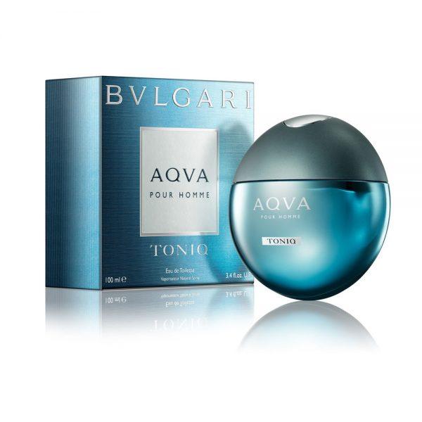 Perfume Aqua Toniq De Bvlgari Para Hombre 100 ml