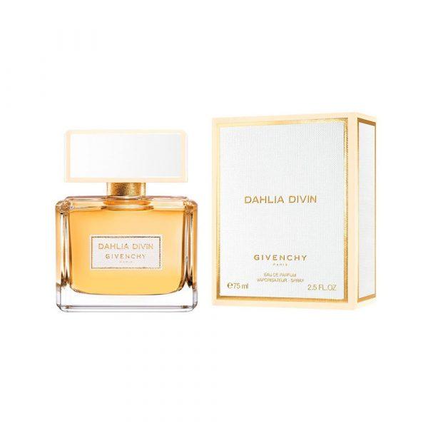 Perfume Dahlia Divin De Givenchy Para Mujer 75ml