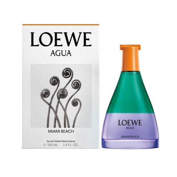Perfume Agua Miami Beach De Loewe Unisex 100 ml