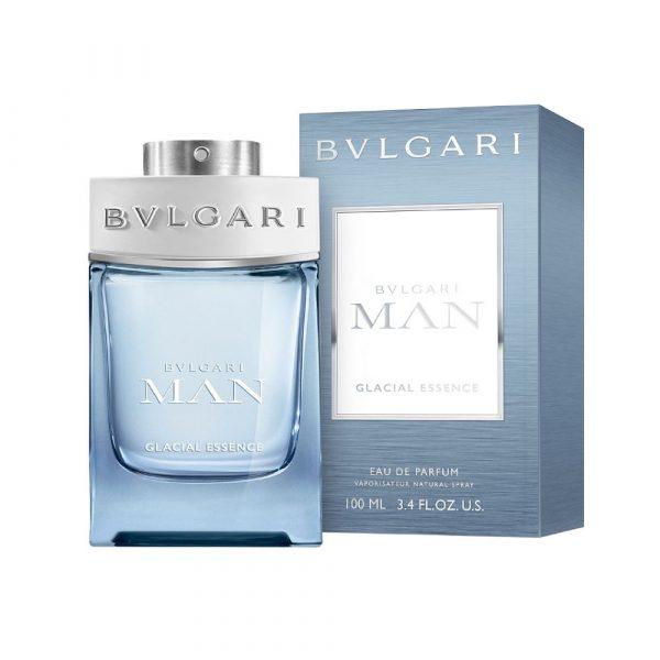 Perfume Man Glacial Essence De Bvlgari Para Hombre 100ml