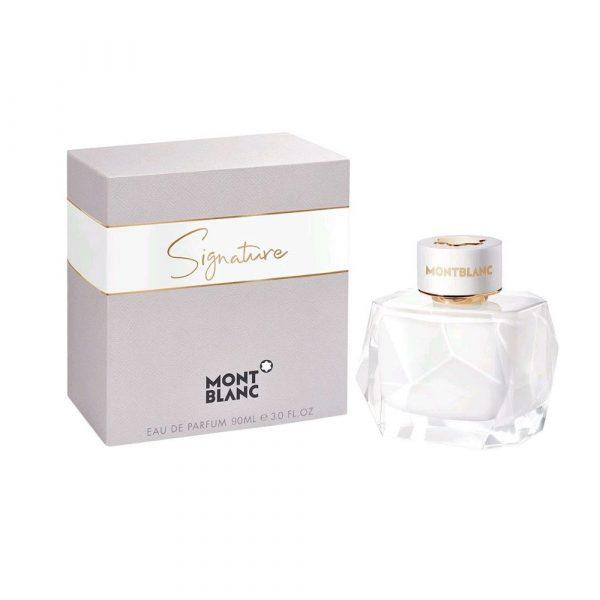 Perfume Signature De Mont Blanc Para Mujer 90ml