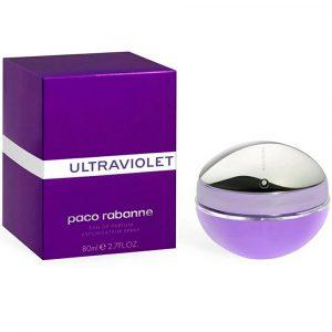 Perfume Ultraviolet De Paco Rabanne Para Mujer 80 ml
