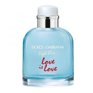 Perfume Light Blue Love Is Love De Dolce & Gabanna Para Hombre 125 ml
