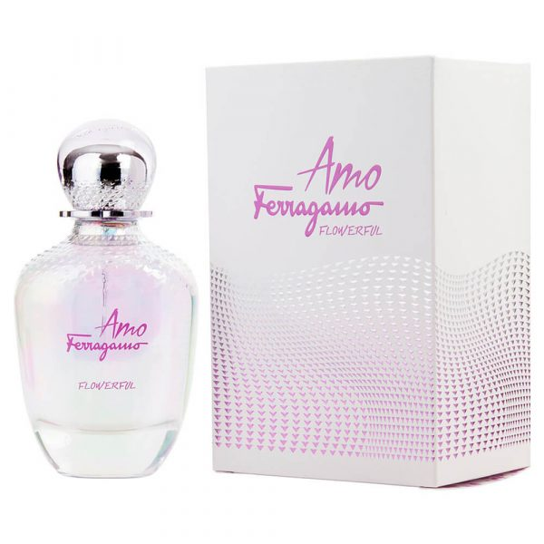 Perfume Amo Flowerful De Salvatore Ferragamo Para Mujer 100 ml