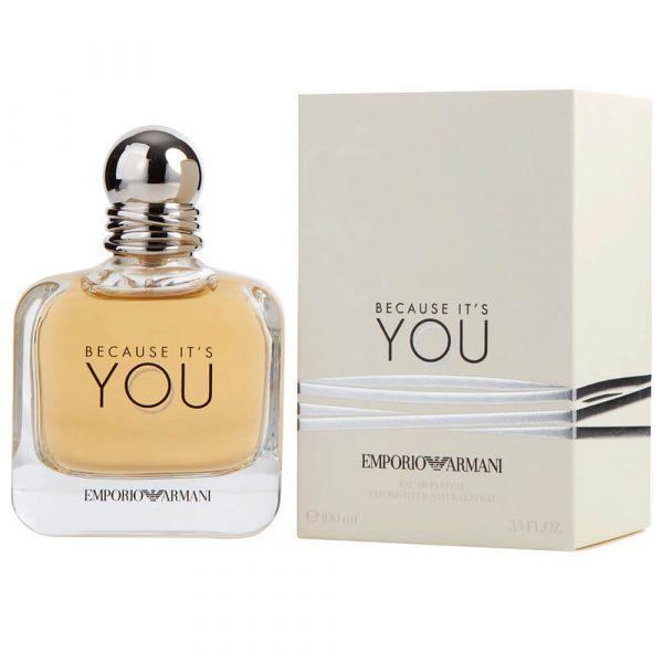 Perfume Because Its You EDP De Giorgio Armani Para Mujer 100 ml