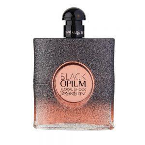 Perfume Black Opium Floral Shock De Yves Saint Laurent Para Mujer 90 ml