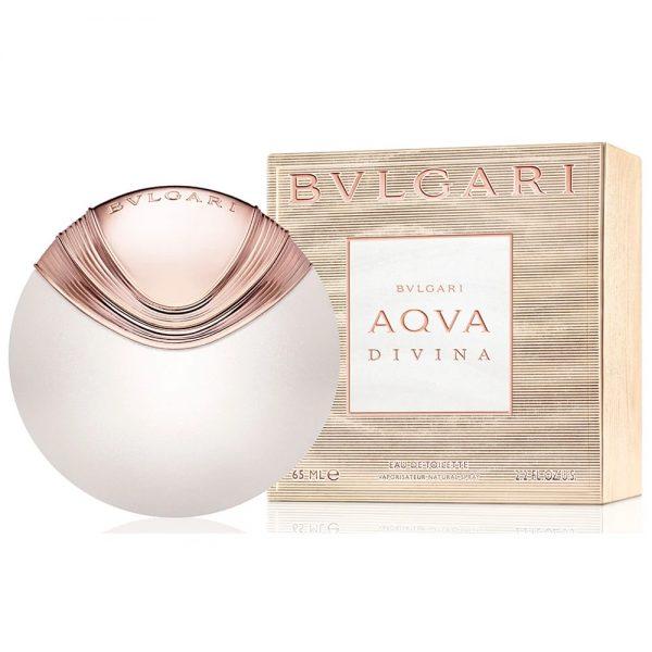 Perfume Bvlgari Aqva Divina De Bvlgari Para Mujer 65 ml