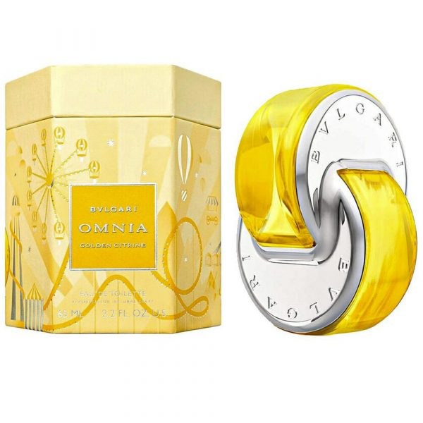 Perfume Bvlgari Omnia Golden Citrine De Bvlgari Para Mujer 65 ml