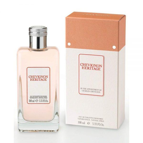 Perfume Chevignon Heritage De Chevignon Para Mujer 100 ml