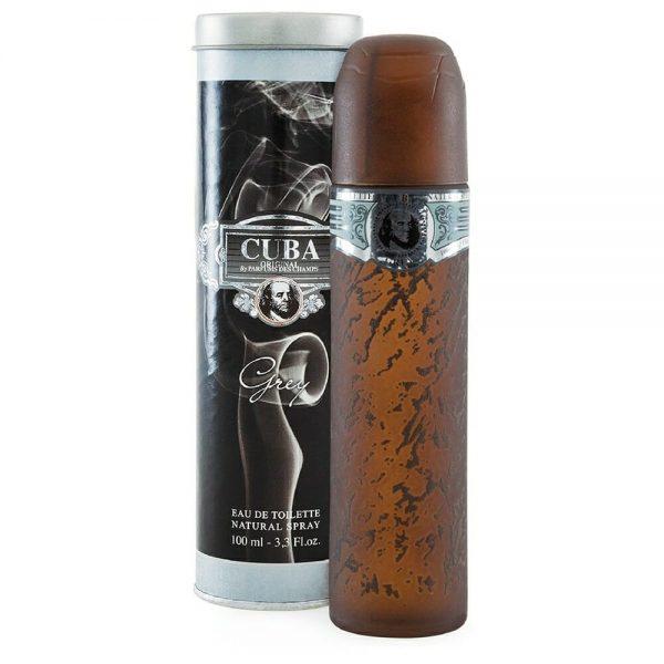 Perfume Cuba Grey De Cuba Para Hombre 100 ml