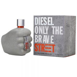 Perfume Only The Brave Street De Diesel Para Hombre 125 ml