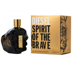 Perfume Diesel Spirit Of The Brave