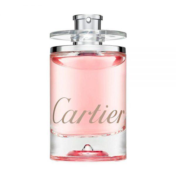 Perfume Eau de Cartier Goutte De Rose De Cartier Para Mujer 100 ml
