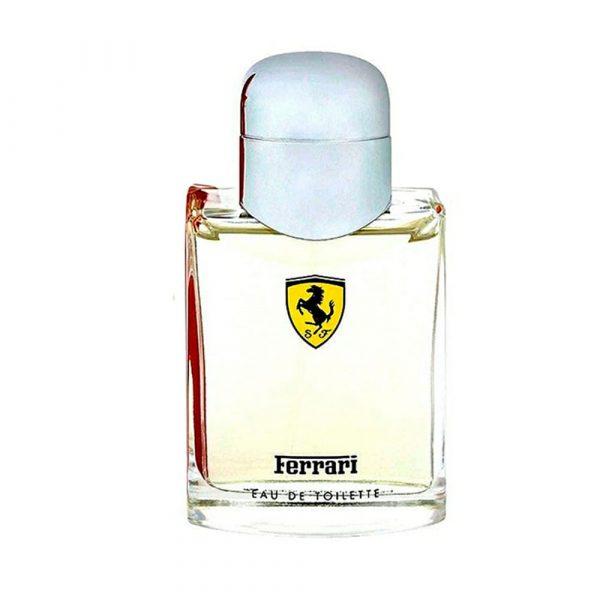 Perfume Ferrari Red De Ferrari Para Hombre 125 ml
