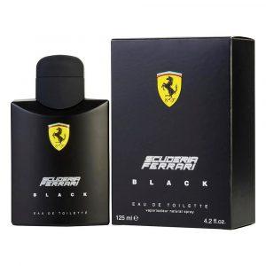 Perfume Ferrari Scuderia Black