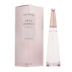 Perfume L'eau D'issey Florale De Issey Miyake Para Mujer 90 ml