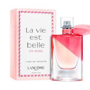 Perfume Vie Est Belle En Rose De Lancome Para Mujer 100 ml
