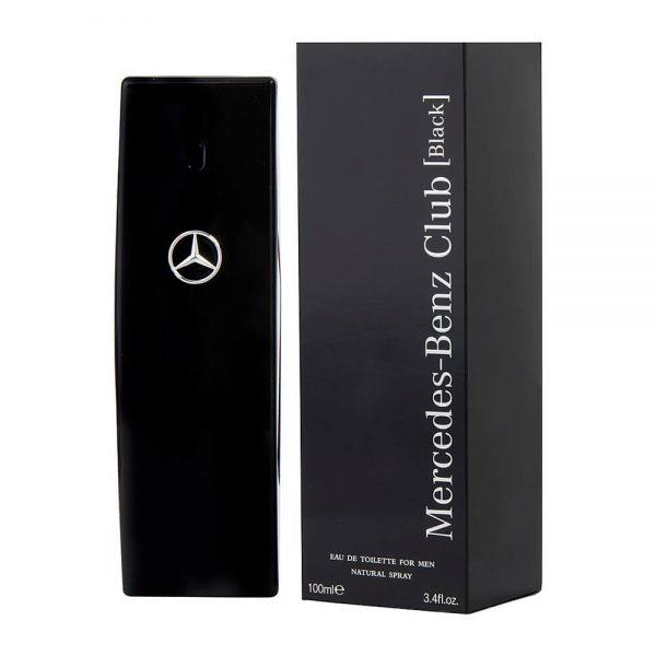 Perfume Mercedes Benz Club Black De Mercedes Benz Para Hombre 100 ml