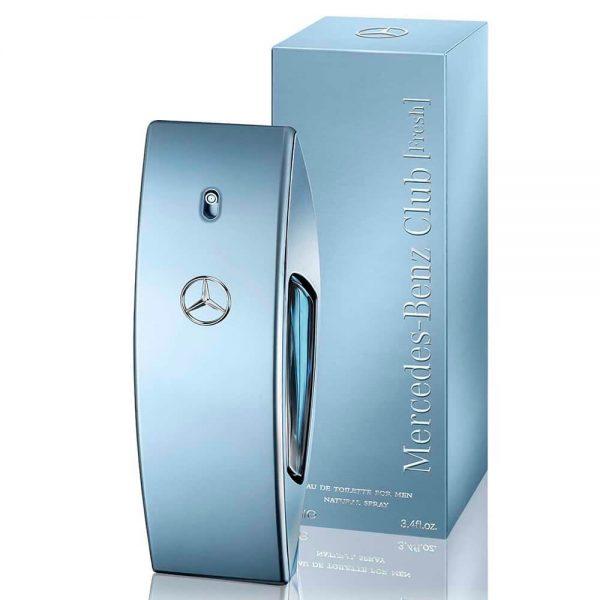 Perfume Mercedes Benz Club Fresh De Mercedes Benz Para Hombre 100 ml